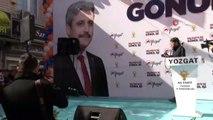Cumhurbaşkanı Yardımcısı Fuat Oktay, Seçim İrtibat Bürosu açılışına katıldı