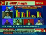 GDP Growth: India's GDP grows at 8.2 per cent