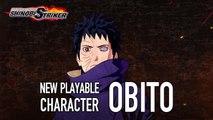 Naruto to Boruto : Shinobi Striker - Trailer Obito