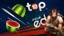 Les 10 meilleurs jeux KINECT 360 | TOP 10