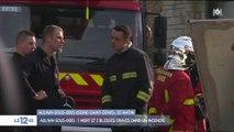Aulnay-sous-Bois : un mort et deux pompiers grièvement blessés dans un incendie