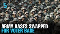 EVENING 5: Mindef swapped land for voters