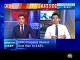 EPFO raises interest rate to 8.65%, but it's still lower than 2013-14 rates