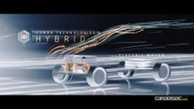 Présentation vidéo - Honda e-prototype : la première électrique de Honda