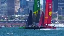 SAIL GP - Etape de Sydney - Les meilleurs moments