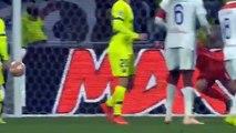 Lyon 0 - 0 Barcelona Champions League Highlights