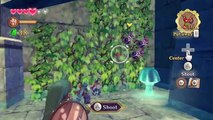 The Legend of Zelda: Skyward Sword - Templo Skyview
