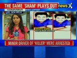 Delhi hit-and-run Case_ Minor arrested and released on bail