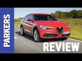 *NEW* Alfa Romeo Stelvio In-Depth Review | Is it a worthy rival for the X3, Q5 and GLC?