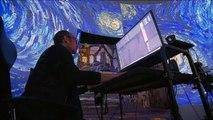 Van Gogh dans la galaxie numérique