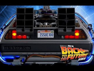 Building the DeLorean Issue #100