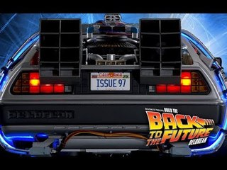 Building the DeLorean Issue #97