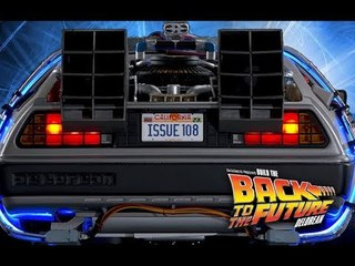Building the DeLorean Issue #108