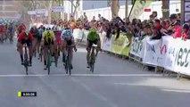 Cyclisme - Tour d'Andalousie - Matteo Trentin remporte la 2e étape au sprint