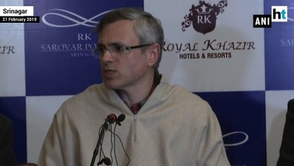 'Regressive step': Omar Abdullah on withdrawal of security to mainstream political leaders