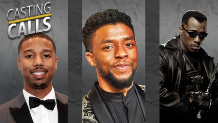 Which Fellow Avenger Almost Starred in 'Black Panther'