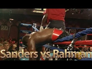Corrie Sanders vs Hasim Rahman (Highlights)