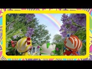 FLOOGALS: Project Rainbow on ZeeKay Junior
