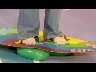 FINGER TIPS: Balloon Boogie Make