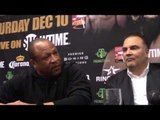 'JERMALL CHARLO WOULD BEAT BILLY JOE SAUNDERS RIGHT NOW' - RICHARD SCHAEFER & RONNIE SHIELDS