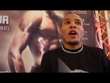 'READY TO KILL SOMEBODY!' - CHRIS EUBANK JR ON WHY GOLOVKIN IS NOT P4P, QUINLAN & BREAKS DOWN HATERS