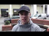 OHARA DAVIES IS BRILLIANT, IM A FAN - TALENTED PROSPECT BRADLEY SMITH MAKES TIME FOR iFL TV
