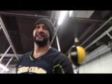 IN CAMP WITH HEAVYWEIGHT CONTENDER DOMINIC BREAZEALE (PART 3) WILDER v WASHINGTON & DRUG TESTS