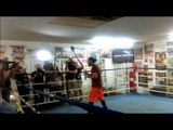 IT AINT HIS HOUSE! I GO HIS HOUSE & HIS DADDY HOUSE - KEITH THURMAN FIRES SHOTS DANNY & ANGEL GARCIA