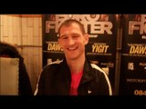 'I WANT TO WIN THIS FOR MICK HENNESSY AS MUCH AS MYSELF' -LENNY DAWS ON EBU CLASH WITH ANTHONY YIGIT