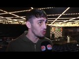 IM 10 TIMES MORE NERVOUS WHEN MY BROTHER MICHAEL FIGHTS THAN WHEN I FIGHT! -JAMIE CONLAN IN NEW YORK