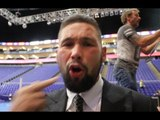 TONY BELLEW GOES IN! - SENDS MESSAGE TO DAVID HAYE, WILL 'MAN-HANDLE' ANDRE WARD, RIPS DILLIAN WHYTE