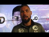 'TYSON FURY HAS MENTALLY DESTROYED KLITSCHKO, JOSHUA WILL KNOCK HIM OUT IN 4 ROUNDS' - TONY BELLEW