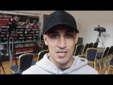 WHERE YOU BEEN?! JORDAN GILL EXPLAINS LACK OF FIGHTS, HIS FRUSTRATION & MARTIN WARD v ANTHONY CACACE