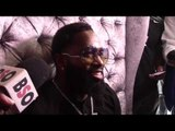 ADRIEN BRONER - 'IM GOING TO F*CK THE NI&*%A UP! THATS WHAT YOU WANT TO HEAR??! / BRONER v GARCIA