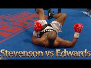 Adonis Stevenson vs Derek Edwards (Highlights)