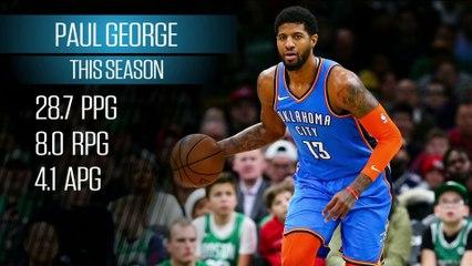 Why Paul George Should Win NBA MVP