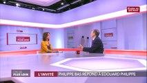 OVPL. Entretien avec Philippe Bas, président de la commission d'enquête sur l'affaire Benalla (en intégralité)