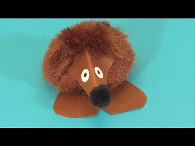 Pompom Hedgehog | Mister Maker