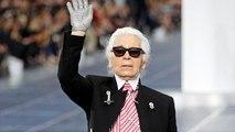 Karl Lagerfeld : un défilé Fendi en forme d'hommage