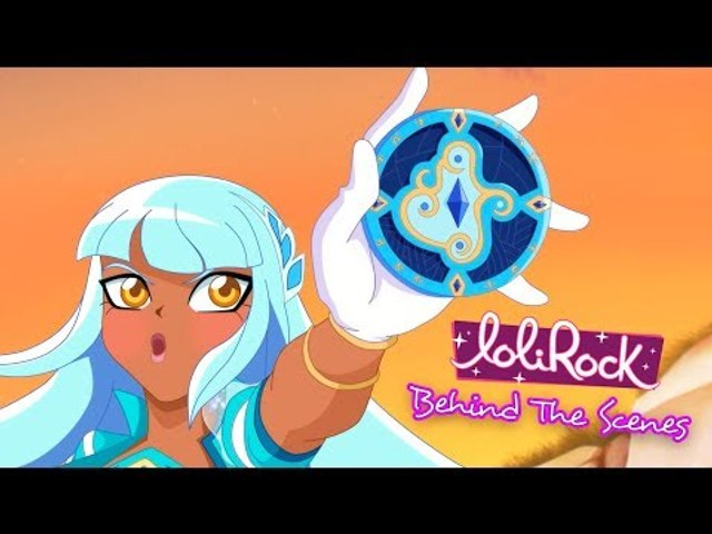 Talia's Hidden Powers Animatic (Animatic: S01 EP6)
