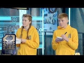 Spy School: Series 2, Episode 10 (Clip) | ZeeKay