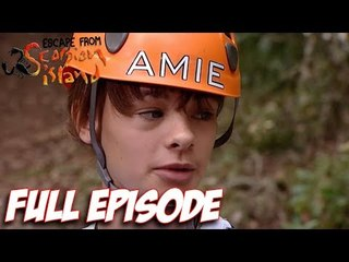 The Crush Rush | Escape From Scorpion Island - Episode 25 | ZeeKay