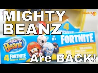 Mighty Beanz are BACK for 2019 this time with Fortnite!