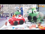 The World's First Plush Remote Control Car for Infants