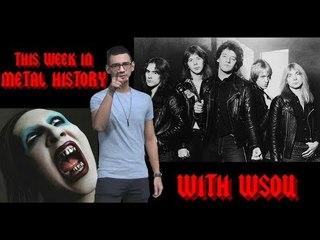 This Week in Metal History with WSOU, January 28, 2019   MetalSucks