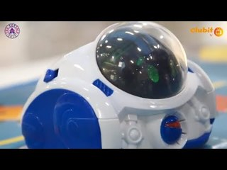 Clementoni Science Museum Mind Designer Kids Educational Robot