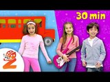 The Essential Educational & Counting Rhymes | Zouzounia TV