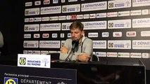"""Open 13 Provence - Goffin après sa victoire contre Paire : """"La constance a payé"""""""