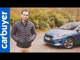 Kia Ceed hatchback 2019 in-depth review - Carbuyer