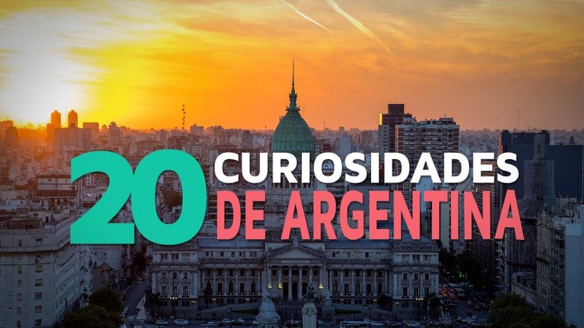 20 Curiosidades de Argentina    El país del tango y las mil culturas